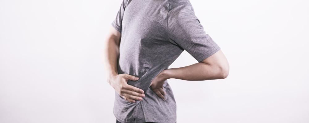 筋膜性腰痛