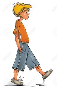 15272220-funny-walking-clumsy-teenager-boy-Stock-Photo